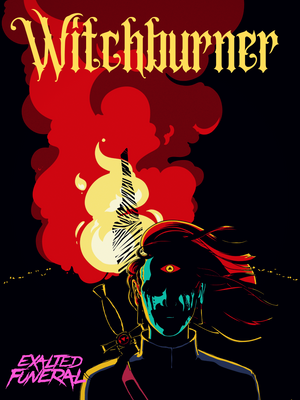 Witchburner 2nd Print