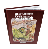 Old-School Essentials Classic Fantasy: Monsters