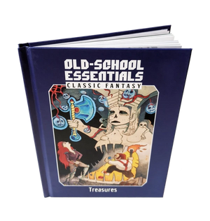 Old-School Essentials Classic Fantasy: Treasures