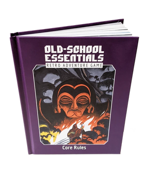 Old-School Essentials Core Rules