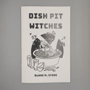 Dish Pit Witches + PDF