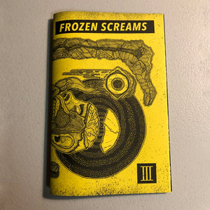 FROZEN SCREAMS - ISSUE #3
