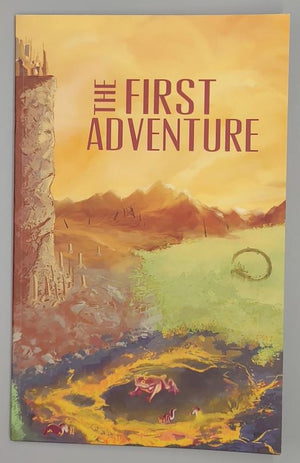 The First Adventure + PDF