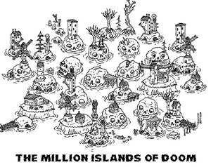 The Million Islands of Doom + PDF