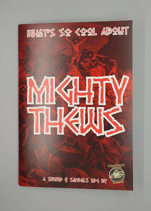 What's So Cool About Mighty Thews? + PDF