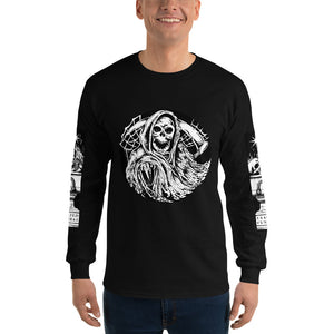 Skully Long Sleeve Shirt