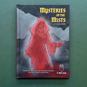 Mysteries of the Mists + PDF