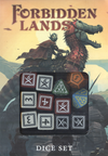Forbidden Lands Custom Dice Set