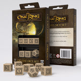 The One Ring Q-Workshop Dice