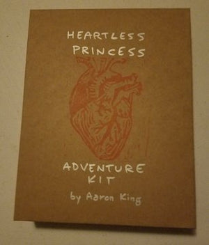 Heartless Princess Adventure Kit Box Set + PDF
