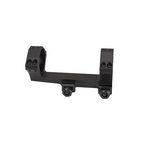 Alpha Scope Mount Ring - 34mm, 1.53, 0 MOA, 6061-T6, Black