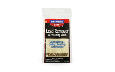 B-c Lead Remover W- Cloth 6x9