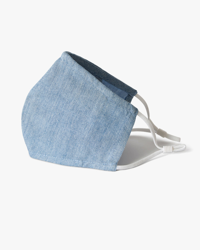 Linen Light Vintage Denim