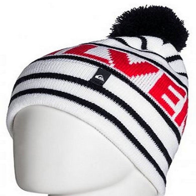 QUIKSILVER BOBBLE HAT | SUMIT | GENTS CLOBBER