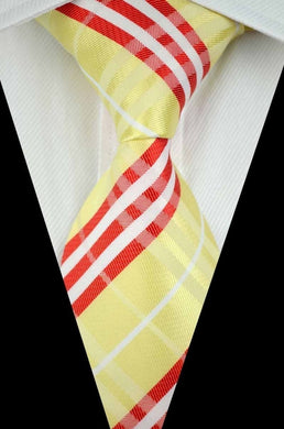 STRIPED TIE | MENS TIE | GENTS CLOBBER