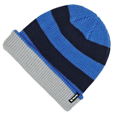 REVERSIBLE HURLEY BEANIE | GENTS CLOBBER