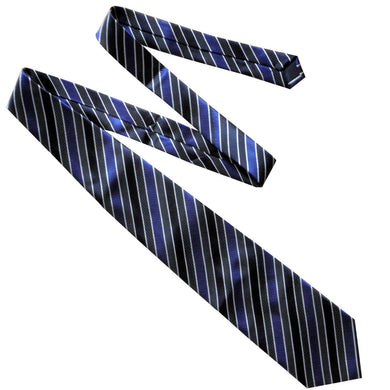 STRIPED TIE | 100% SILK | GENTS CLOBBER