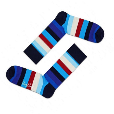 HAPPY SOCKS | MULTI STRIPES | GENTS CLOBBER