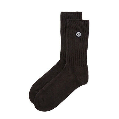 Superdry Mens University Patch Athletic Department Black Socks One Size