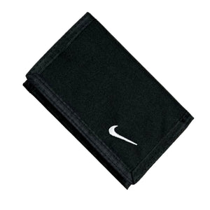 TRIFOLD WALLET | BLACK | COIN SECTION