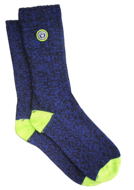 SUPERDRY SOCKS | TIPPED | UNIVERSITY PATCH | GENTS CLOBBER