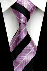 STRIPED TIE | ON TREND TIES | GENTS CLOBBER