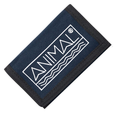 ANIMAL SIDETRACK WALLET | TRIFOLD CANVAS WALLET | GENTS CLOBBER