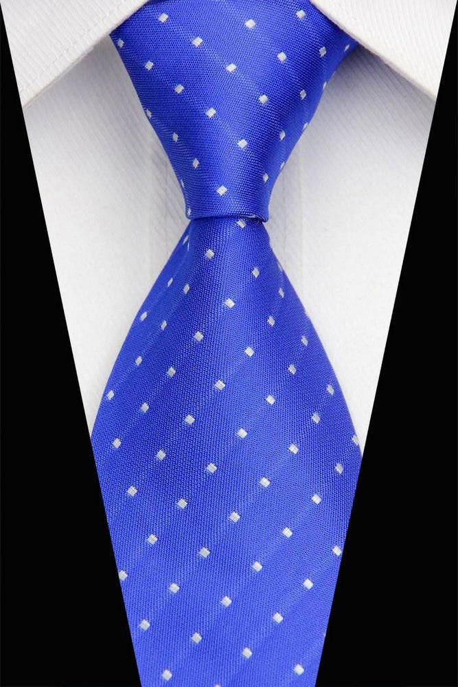GEOMETRIC TIE | PATTERNED | GENTS CLOBBER
