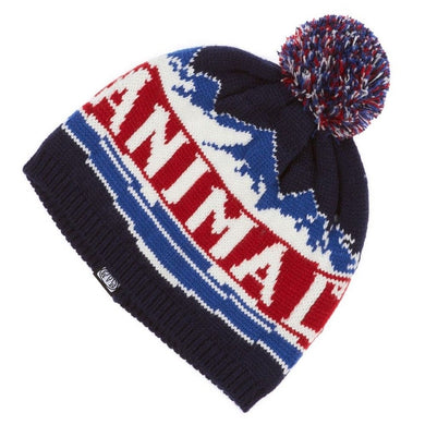 ANIMAL BEANIE HAT | BOBBLE HAT | GENTS CLOBBER