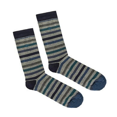 FAT FACE RALPH SOCKS | STRIPED SOCKS | GENTS CLOBBER