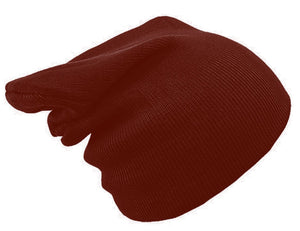 BROWN BEANIE HAT | GENTS CLOBBER