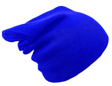 Load image into Gallery viewer, ROYAL BLUE BEANIE HAT | GENTS CLOBBER
