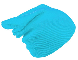 BLUE BEANIE HAT | GENTS CLOBBER