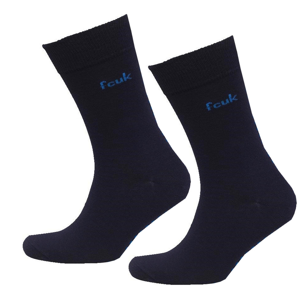 French Connection Mens Solid Socks
