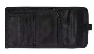 ANIMAL COIN WALLET | BLACK