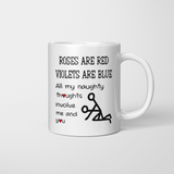 Unique Valentine Cup Gift - Me and You