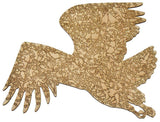 Wooden Jigsaw Puzzle Bald Eagle