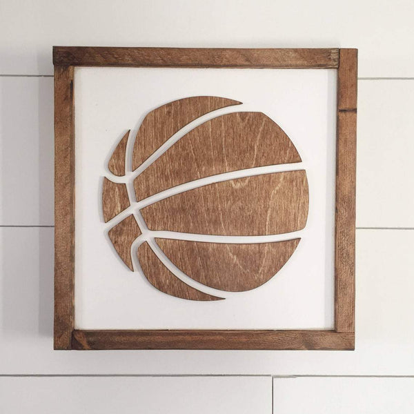 Sports Signs - Kids Bedroom Decor