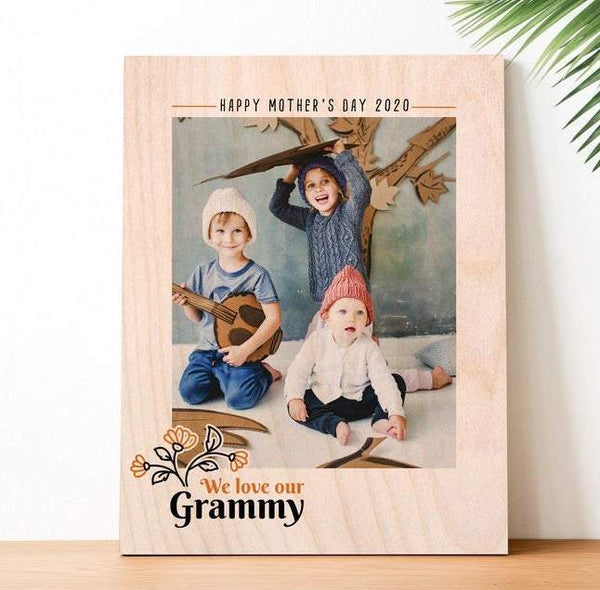 Grandma Picture Frame Gift