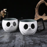 New Arrival Two-sided 700mL Jack Skellington Mug