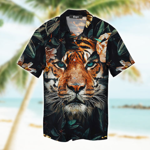 Tiger Hawaii Shirt