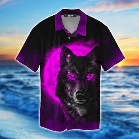 Wolf Hawaii Shirt