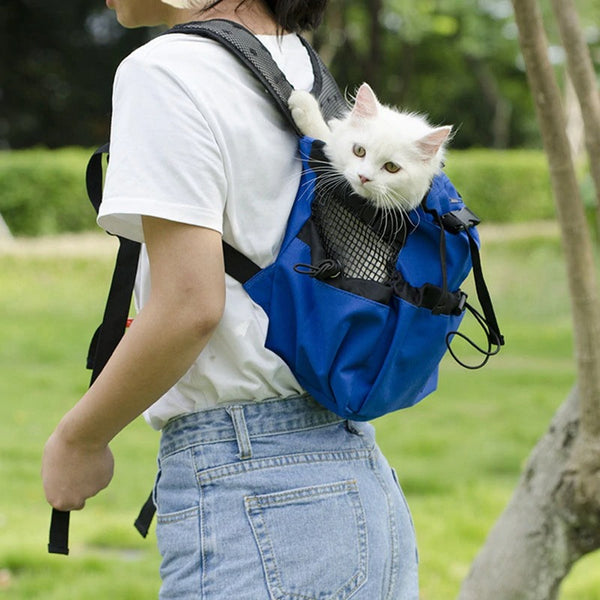 Dog Backpack Sack Carrier