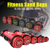 5/10/15/20/25/30KG Training Fitness Power Exercise Boxing Weights Sand Bags