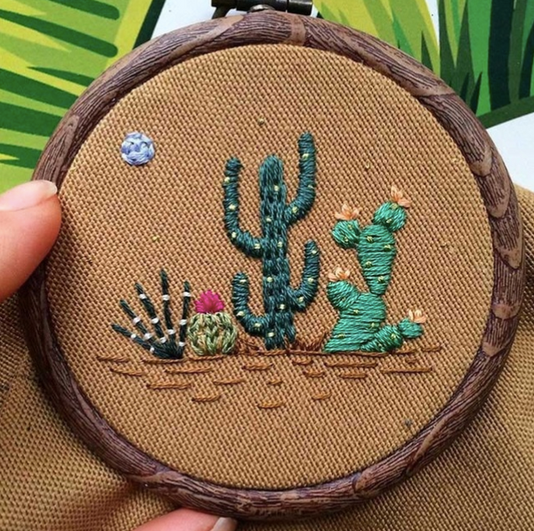 Practical Handcraft Cross Stitch Embroidered Kits