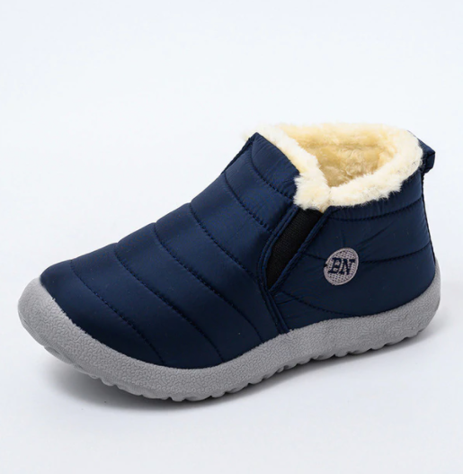 Women Shoes Warm Plush Fur Ankle Boots