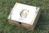 Personalized Memory box, Keepsake Box