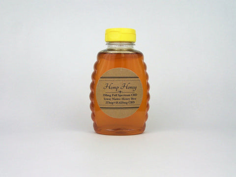 Hemp Honey, Full Spectrum