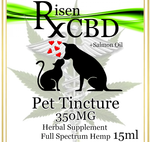 Pet Tincture by RisenCBD