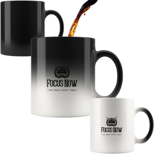 The Main Event Zone Magic Coffee Mugs